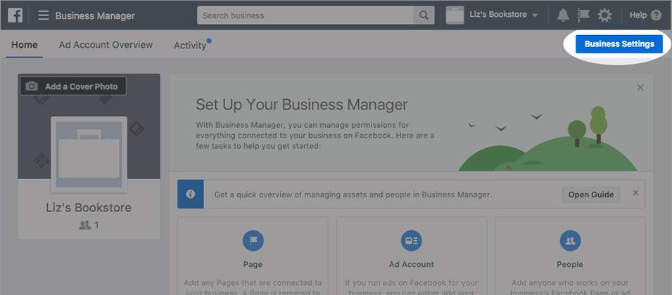 Factory Communication Procedura verifica dominio web in Facebook Business Manager