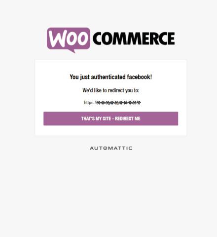 Communication Setup plugin Facebook for WooCommerce - STEP 12 - Ora puoi vendere sui tuoi shop di Instagram e Facebook
