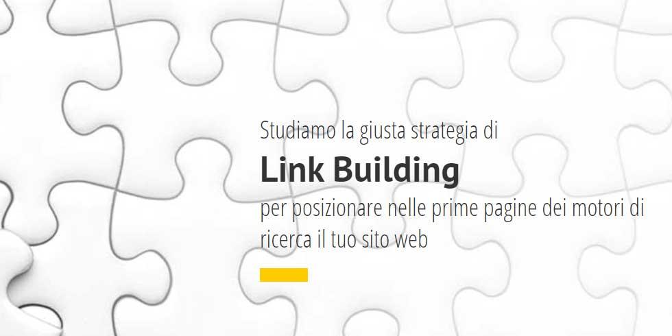 Link Building Per Posizionare Nelle Prime Pagine Dei Motori Di Ricerca Il Tuo Sito Web