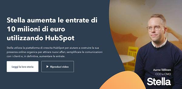 Case study HubSpot