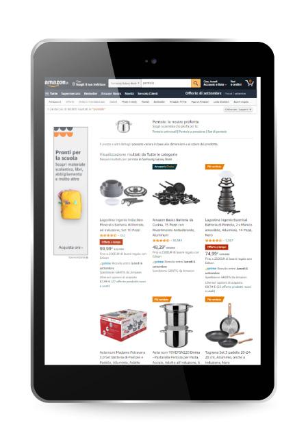 Factory Communication - Vendere su Amazon e altri marketplace - categoria