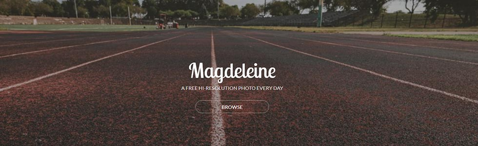 Magdeleine foto gratis da usare sui social