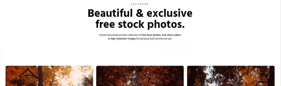 splitshire sito per scaricare immagini gratis