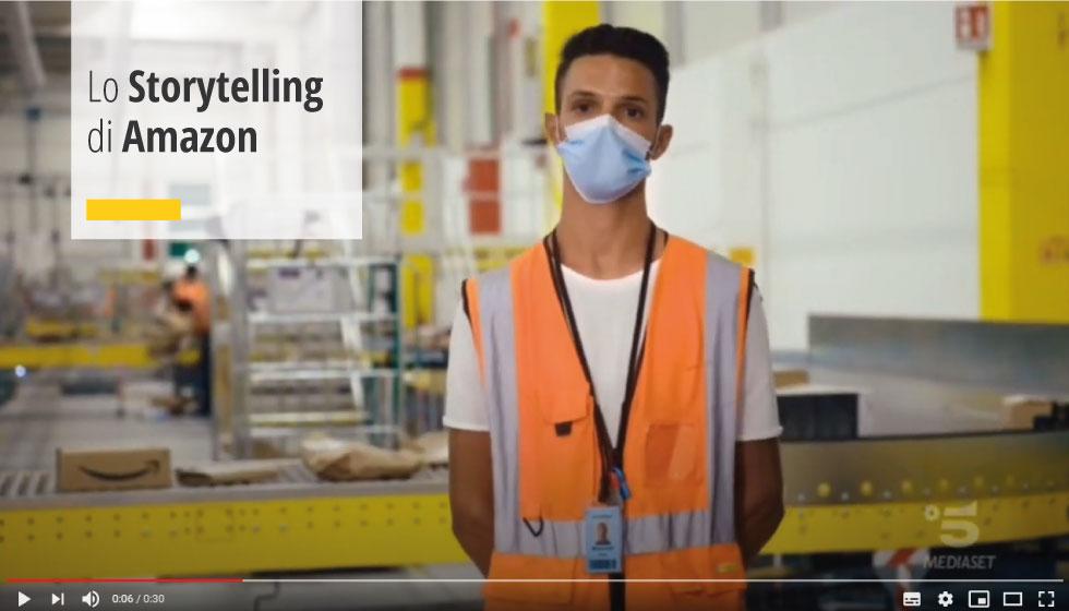Grazie Allo Storytelling Amazon Diventa Un'Azienda Dal Volto Umano