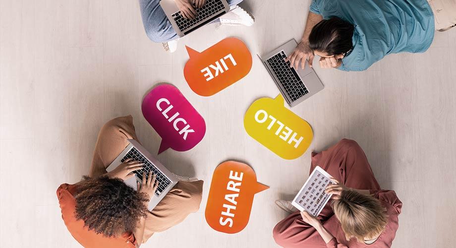 Scopri la strategia in 10 step per far decollare il tuo e-commerce social media