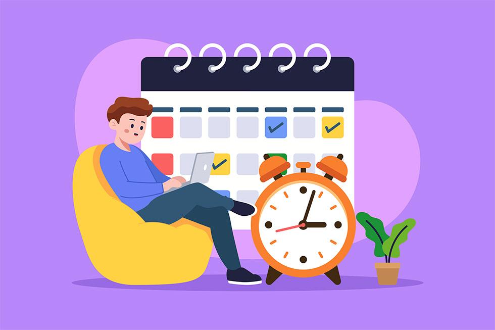 Far prenotare meeting online ai clienti permette un ingente risparmio di tempo