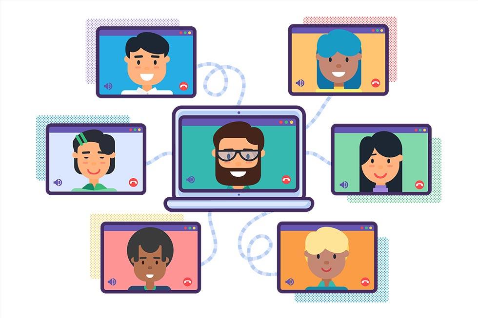 I tuoi clienti possono prenotare meeting con tanti membri del tuo team con HubSpot Meetings